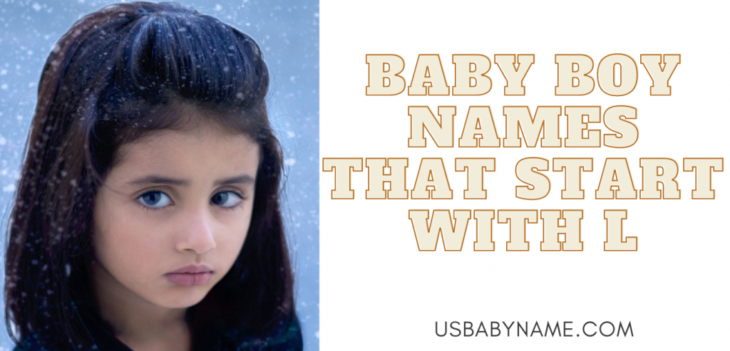 Girl names that start with L